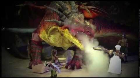 Sneak Peek How To Train Your Dragon Live Spectacular Pt.1