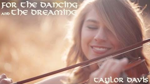 """For the Dancing and the Dreaming (From """"How to Train Your Dragon 2"""") - Violin Cover - Taylor Davis"""
