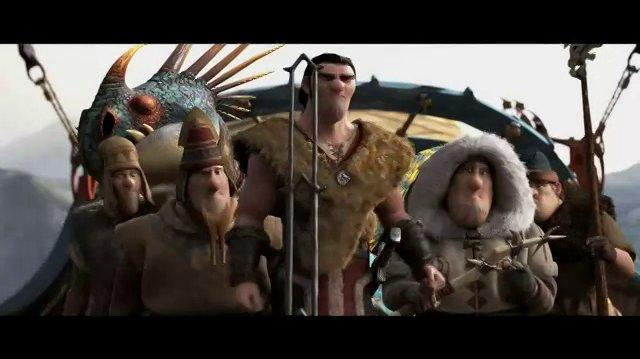 How To Train Your Dragon 2 New Comercial 4
