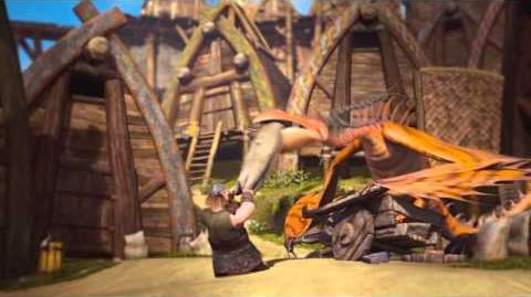 DreamWorks' Dragons Riders of Berk - The Official Trailer