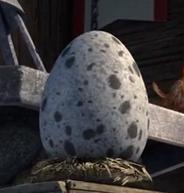 Jajo śmiercipieśnia