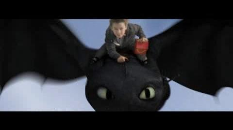 How To Train Your Dragon 2 McDonald's Happy Meal Commercial