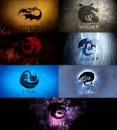 Dragons Classes