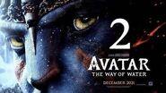 AVATAR 2 - Official Trailer James Cameron Avatar 2 Official Trailer