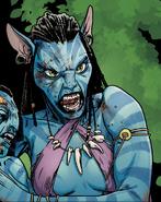Yeyong nuevo personaje en Avatar The Next Shadow