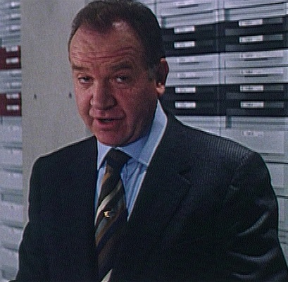 MI6 Vault Employee