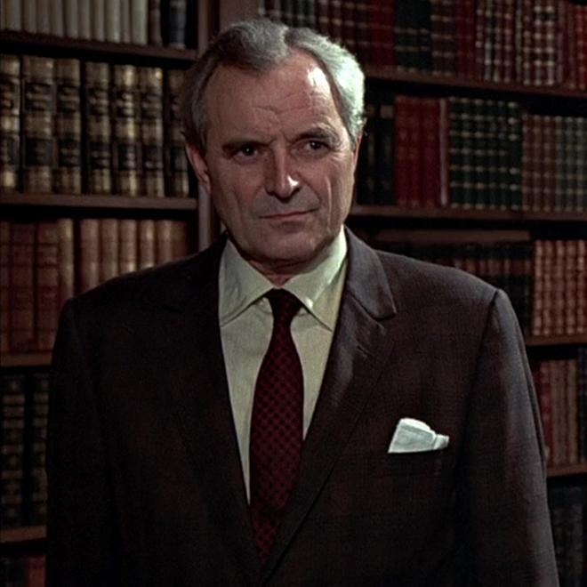 Bill Tanner (Michael Goodliffe)