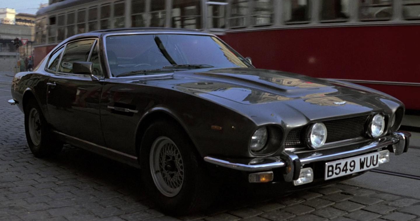 Aston Martin V8 James Bond Wiki Fandom