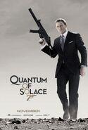 Quantum of Solace (affiche 3)