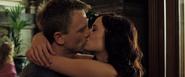 Vesper, Bond et le dernier baiser