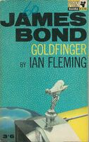 Goldfinger Pan Green