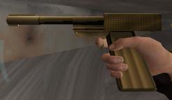 Golden Gun (GoldenEye - Rogue Agent)