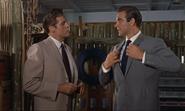 Dr. No - Bond and Felix