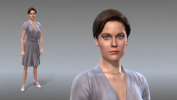 007 Legends - Pam Bouvier Character Render