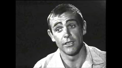 Sean Connery - Interview (1965)