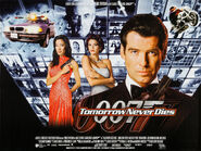 Tomorrow Never Dies poster 5