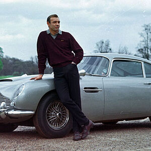 Aston Martin Db5 James Bond Wiki Fandom