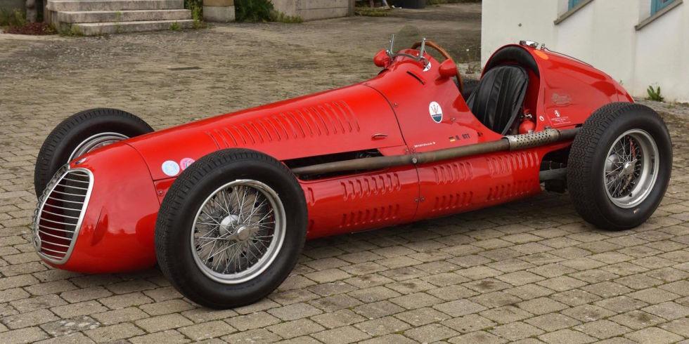 1948 Maserati 4CLT