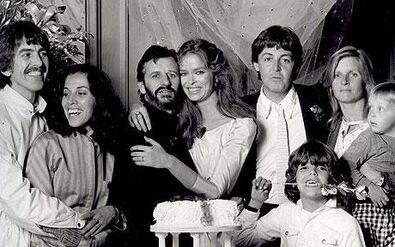 Ringo barbara bach wedding