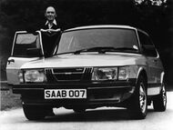 Gardner and Saab 900 Turbo (2)