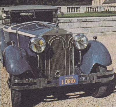 Isotta Fraschini Tipo 8A Roadster by Castagna