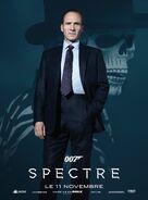 007 Spectre (M, affiche)