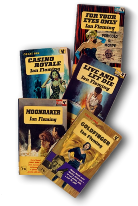 Pile of Bond Books - Fleming.png