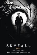 Skyfall teaser poster (real)