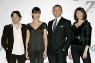 Quantum of Solace - Press conference 4