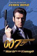 Le monde ne suffit pas (James Bond, affiche)