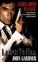 Licence to Kill (novelisation)