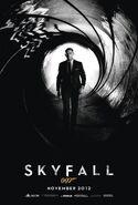 Skyfall (affiche 2)