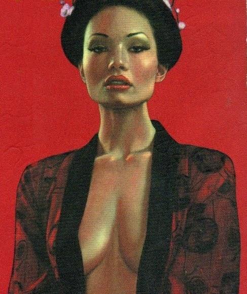 Kissy Suzuki (Literary)