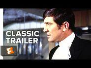 On Her Majesty's Secret Service (1969) - Official Trailer - George Lazenby Bond Movie HD