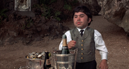 Tric-Trac et le champagne