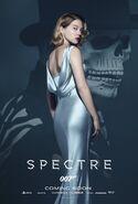 007 Spectre (Madeleine, affiche)