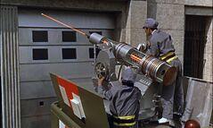 Industrial laser (Goldfinger) 3