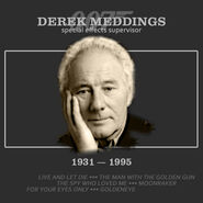 Derek Meddings (1931 - 1995)
