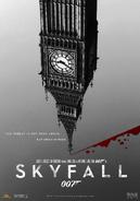 Skyfall (affiche 9)