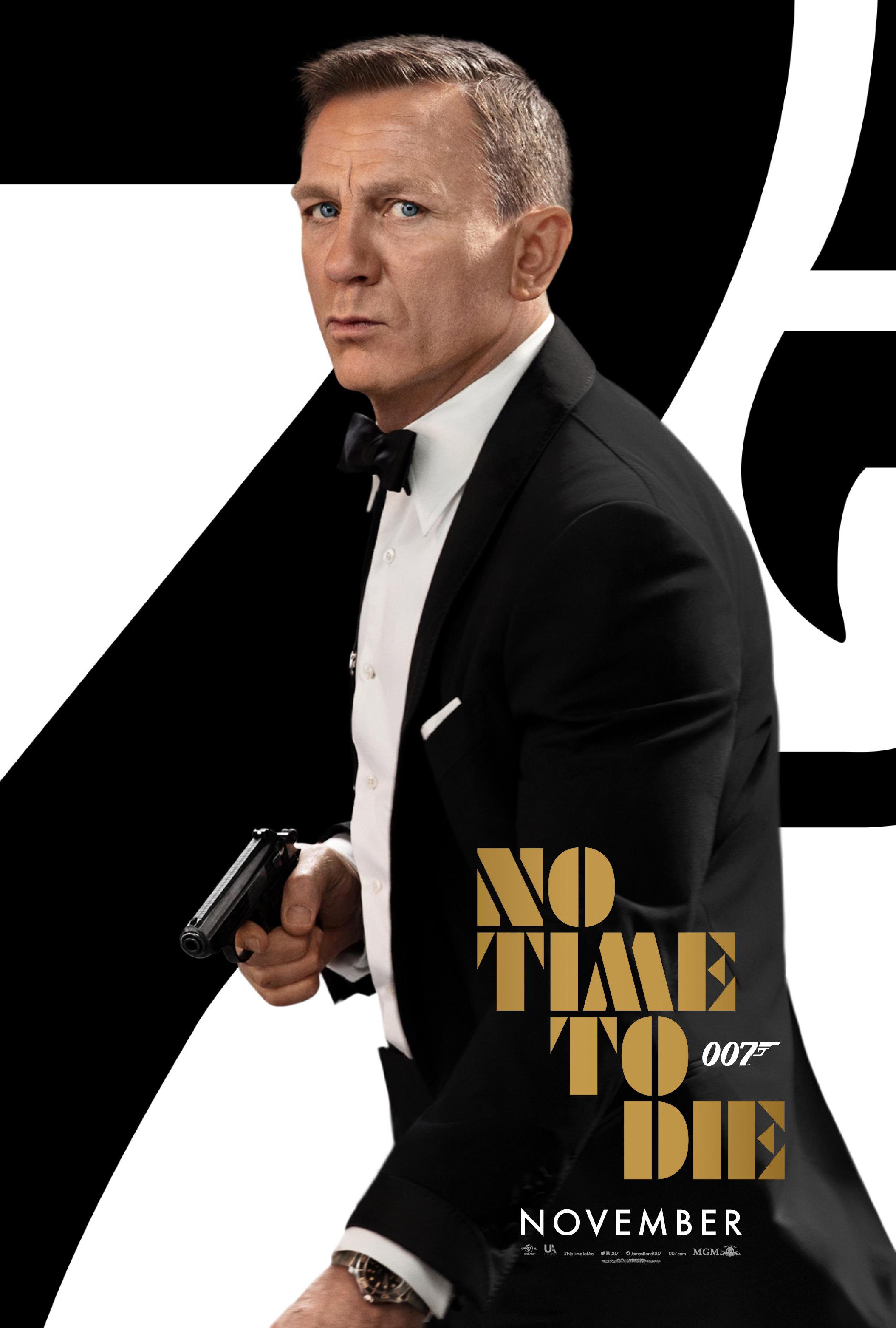 No Time To Die Film James Bond Wiki Fandom