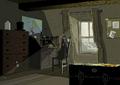 Bond's room at Eton (Young Bond website, 2006)