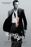 Casino Royale (M, affiche)