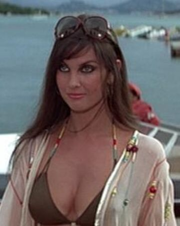 Caroline Munro The Spy Who Loved Me