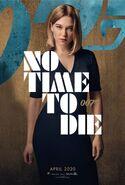 NoTimeToDie-Madeleine Swann-Poster