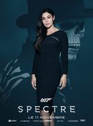 007 Spectre (Lucia, affiche)