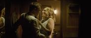 Madeleine et Bond ayant des rapports sexuels