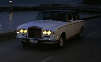 Rolls-Royce Silver Shadow I LWB