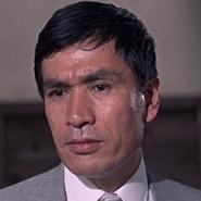 Tiger Tanaka (Tetsuro Tamba) - Profile