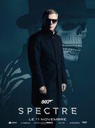 007 Spectre (Blofeld, affiche)