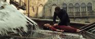 James Bond et la réanimation de Vesper